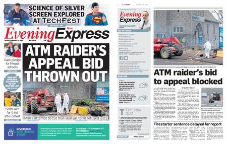 Evening Express – September 10, 2019