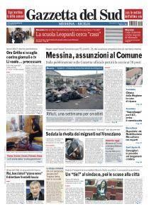 Gazzetta del Sud Messina - 4 Gennaio 2017