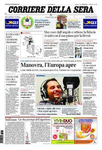 Corriere della Sera – 13 dicembre 2018