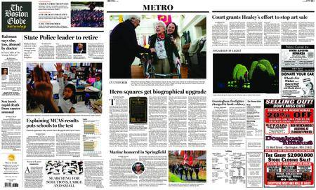 The Boston Globe – November 11, 2017