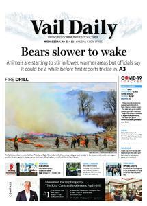 Vail Daily – April 21, 2021
