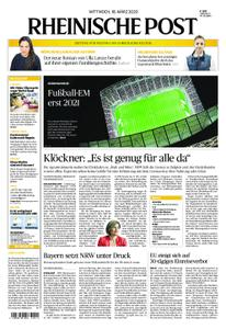 Rheinische Post – 18. März 2020