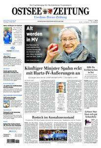 Ostsee Zeitung Wolgast - 13. März 2018