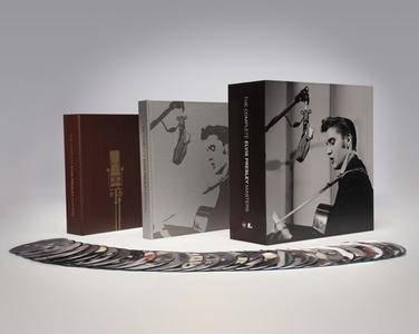 Elvis Presley - The Complete Elvis Presley Masters (2010) {30CD Box Set Sony Music, Ltd. Numbered Ed. 88697118262}