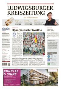 Ludwigsburger Kreiszeitung LKZ - 24 Juli 2021