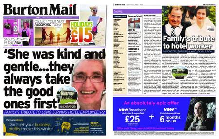 Burton Mail – April 03, 2019