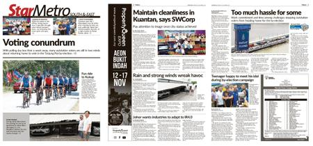 The Star Malaysia - Metro South & East – 11 November 2019