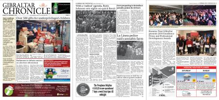 Gibraltar Chronicle – 20 December 2019