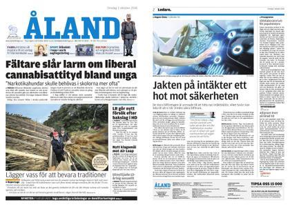 Ålandstidningen – 03 oktober 2018