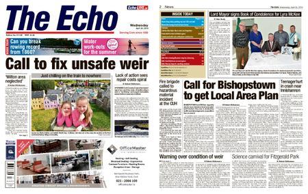 Evening Echo – April 24, 2019