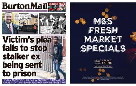 Burton Mail – December 18, 2019
