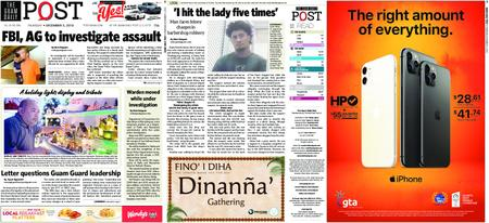The Guam Daily Post – December 05, 2019