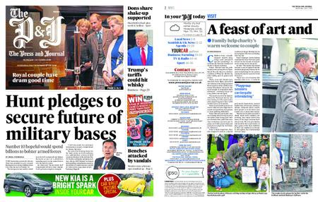 The Press and Journal Moray – July 03, 2019