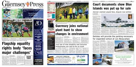 The Guernsey Press – 06 January 2020