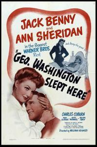 George Washington Slept Here (1942)