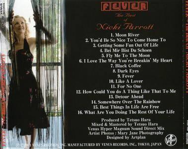 Nicki Parrott - Fever: The Best Of Nicki Parrott (2011)