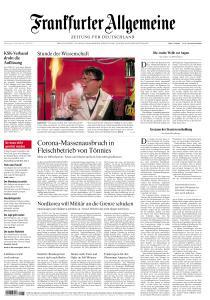 Frankfurter Allgemeine Zeitung - 18 Juni 2020