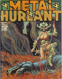 Métal Hurlant - Tome 10