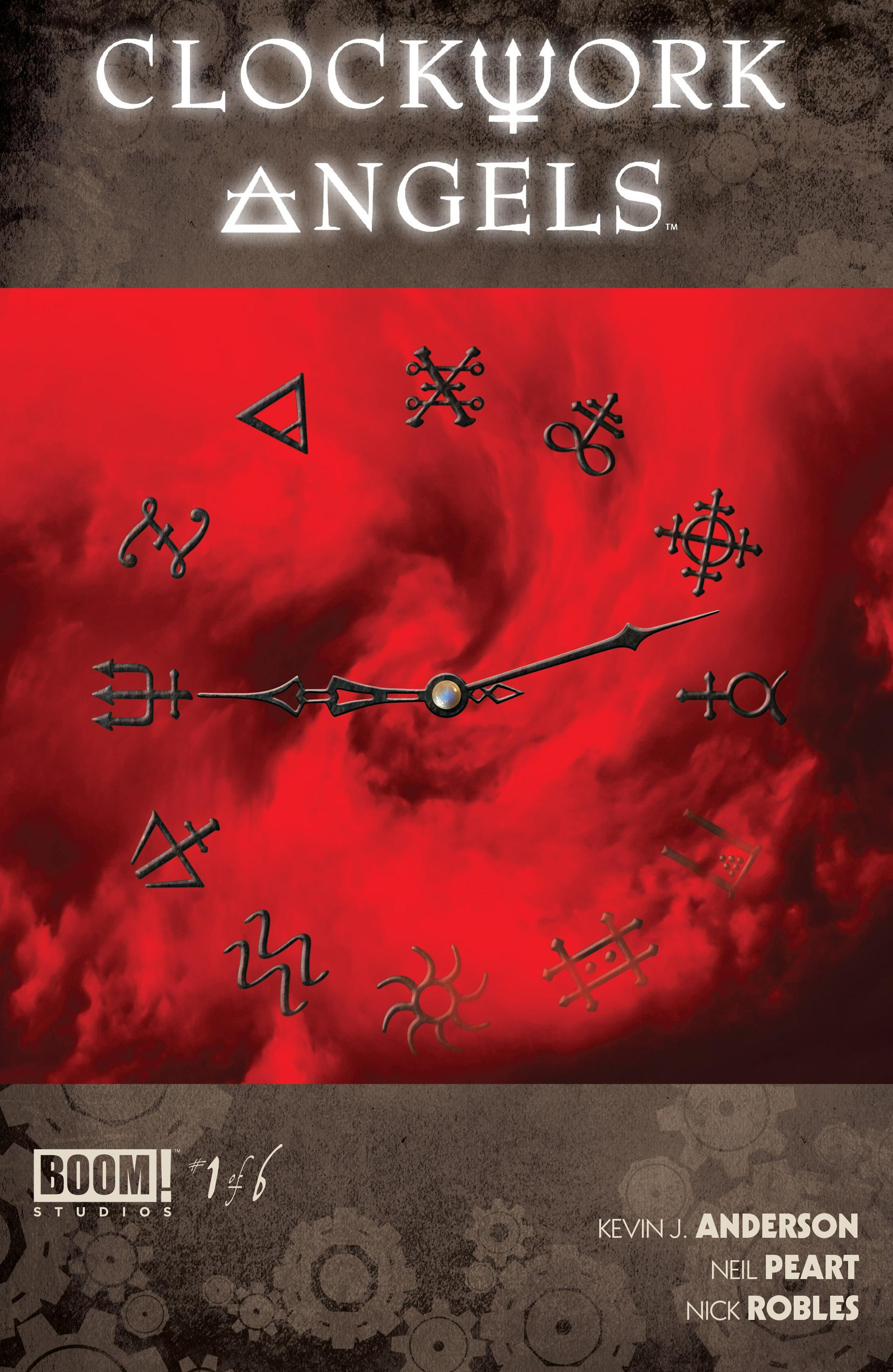 Clockwork Angels 01 of 06 2014 3 covers digital Son of Ultron
