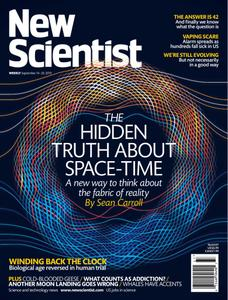 New Scientist - September 14, 2019