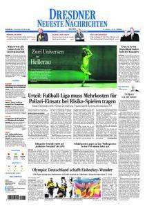 Dresdner Neueste Nachrichten - 22. Februar 2018