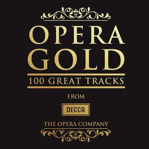 V.A. - Opera Gold: 100 Great Tracks From Decca The Opera Company (6CDs, 2016)