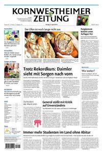 Kornwestheimer Zeitung - 06. April 2018