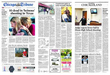 Chicago Tribune – May 19, 2018