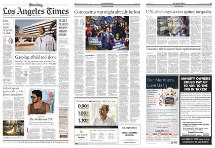 Los Angeles Times – July 19, 2020