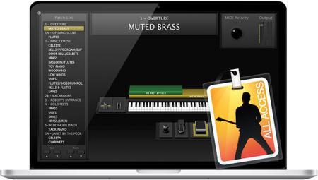 Apple MainStage 3.3.2 Multilingual Mac OS X