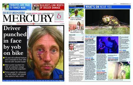 Hertfordshire Mercury – August 16, 2018