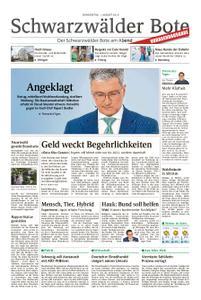 Schwarzwälder Bote Blumberg - 01. August 2019