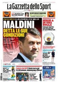 La Gazzetta dello Sport Roma – 15 aprile 2020