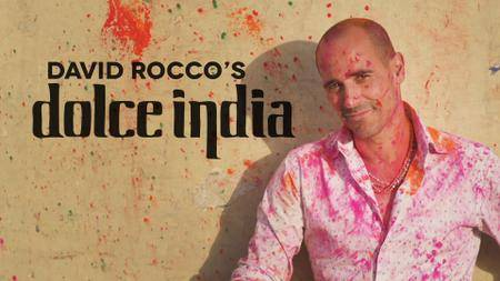 National Geographic - David Rocco's Dolce India Season 2 (2016)