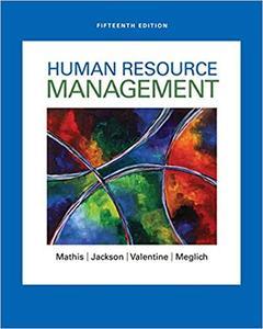 Human Resource Management 15th Edition