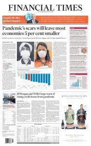 Financial Times Asia - April 15, 2020
