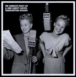 Peggy Lee & June Christy - The Complete Capitol Transcription Sessions 1945-1949 (1998) {5CD Set Mosaic MD5-184}
