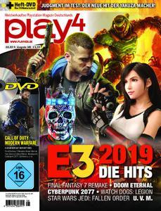 Play4 – Juli 2019