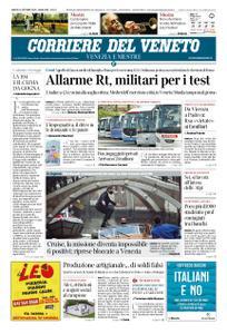 Corriere del Veneto Venezia e Mestre – 24 ottobre 2020