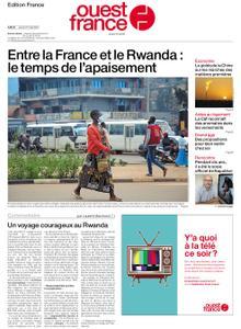 Ouest-France Édition France – 27 mai 2021