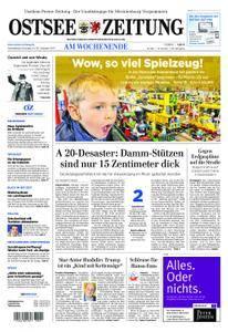 Ostsee Zeitung Wolgast - 14. Oktober 2017