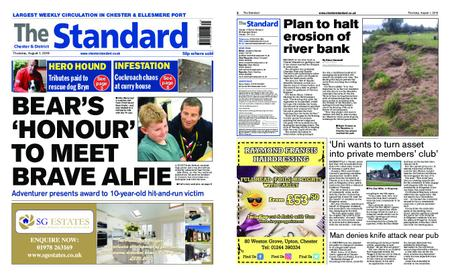 The Standard Chester & District – August 01, 2019