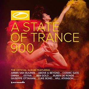 Armin van Buuren - A State Of Trance 900 (The Official Album) (2CD, 2019)