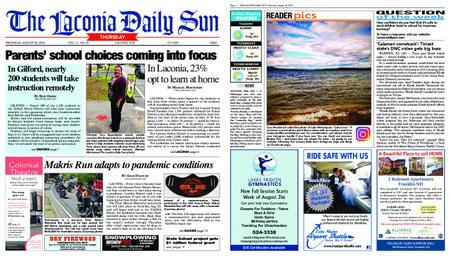 The Laconia Daily Sun – August 20, 2020