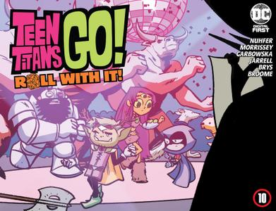 Teen Titans Go! Roll With It! 010 2020 digital Son of Ultron