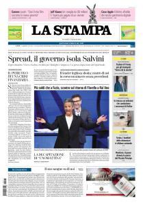 La Stampa Torino Provincia e Canavese - 17 Maggio 2019