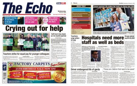 Evening Echo – February 05, 2020