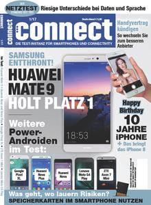 connect No. 01 - Januar 2017