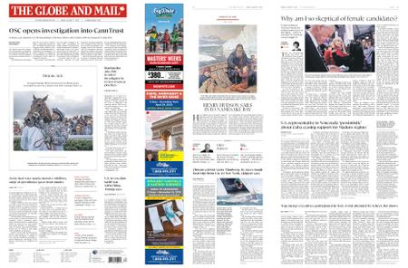 The Globe and Mail – August 02, 2019
