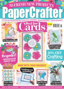 PaperCrafter - May 2021